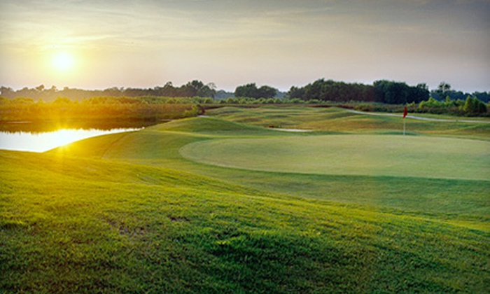 Pelican Point - Gonzales: Golf Outing for Two with Cart Rental Monday–Thursday or Friday–Sunday at Pelican Point