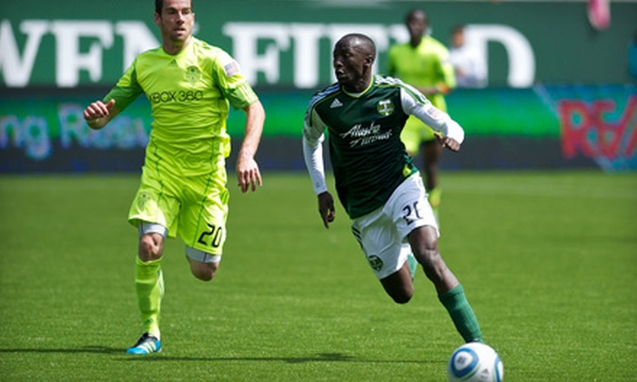 Portland Timbers Reserves - Goose Hollow: Two Tickets to Portland Timbers Reserves Plus Snacks and Souvenirs or Two Tickets