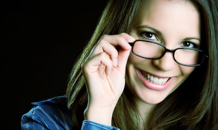 Singer Specs/Sterling Optical - Exton: $45 for an Eye Exam and $200 Toward Eyeglasses or Sunglasses at Singer Specs/Sterling Optical in Exton ($265 Value)