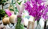 $30 for $60 Toward Flowers and Gifts