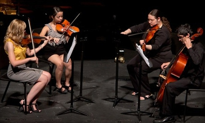 Austin Chamber Music Festival - Brentwood: Two Tickets to One or Three Concerts at the Austin Chamber Music Festival Presented by Austin Chamber Music Center