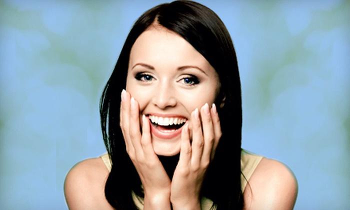 GF Dental - Rowlett: 4, 6, 8, or 10 Porcelain Veneers at GF Dental in Rowlett (Up to 63% Off)