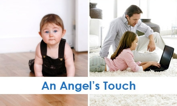An Angel's Touch - Pinnacle Point Neighborhood Association: $30 for Home Floor Maintenance and Floor Cleaning from An Angel's Touch (Up to $75 Value)