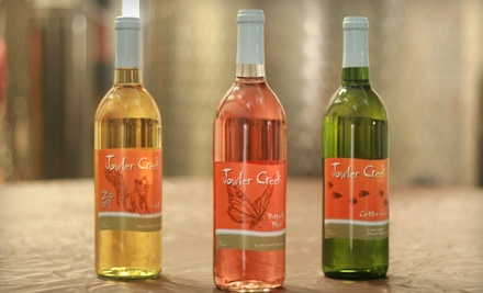 Winery Tour and Tasting for Two People (a $28 value) - Jowler Creek Vineyard and Winery in Platte City
