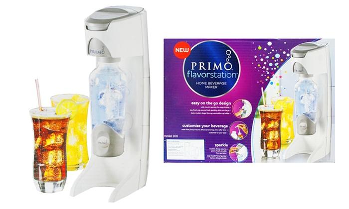 Primo Flavorstation Home Beverage Maker: Primo Flavorstation Home Beverage Maker. Free Returns.