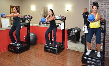 Five 10-Minute Private Vibraforme-Fitness-Training Sessions (a $75 value) - Vibraforme in Ottawa