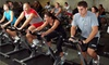 24-7 Fitness Clubs - Multiple Locations: 10 Group Fitness Classes or One-Month Membership and Personal-Training Session at 24-7 Fitness Clubs (Up to 95% Off)