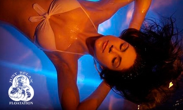 Just Relax Floatation - Rockford: $20 for a One-Hour Sensory-Deprivation Float at Just Relax Floatation