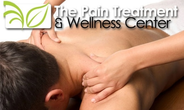The Pain Treatment & Wellness Center - Multiple Locations: $35 for a Trigger-Point Therapy Massage Plus $15 Off a Second Treatment at The Pain Treatment & Wellness Center ($75 Value)
