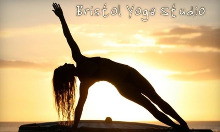 Bristol Yoga Studio - Bristol: $20 for Two-Week Unlimited Pass to Bristol Yoga Studio ($39.62 Value)