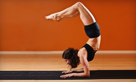 Downward Dog Yoga & Fitness: 1-Hour Personal Training Session - Downward Dog Yoga & Fitness in Coralville
