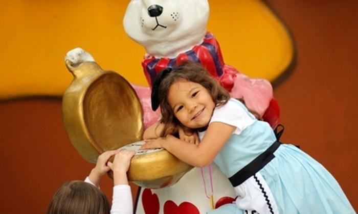 Rotary Storyland & Playland - Fresno: $5 for a Fantasy Day Pass to Rotary Storyland & Playland ($13 Value)