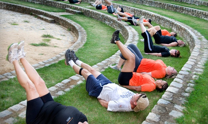 X-Team Fitness - Brandermill: $99 for a Six-Week Boot-Camp Package from X-Team Fitness ($550 Value)