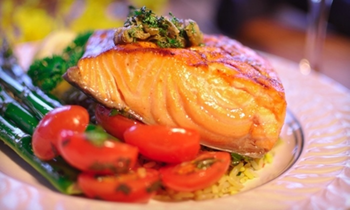 The Fish Market Restaurant - Byward Market - Parliament Hill: $25 for $50 Worth of Seafood Dinner at The Fish Market Restaurant (or $10 for $20 Worth of Lunch)