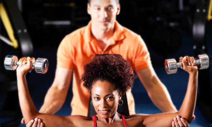 Blue Springs Fitness - Blue Springs Manor South: 10 or 20 Gym Visits with Two or Four Personal-Training Sessions at Blue Springs Fitness (Up to 78% Off)