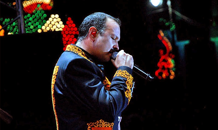 Pepe Aguilar - Concrete Street Amphitheater: Pepe Aguilar at Concrete Street Amphitheater on Thursday, July 31 (Up to 51% Off)