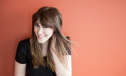 Haircut with Deep-Conditioning or Color Treatment with a Junior or Senior Stylist at Salon Blu (Up to 63% Off)