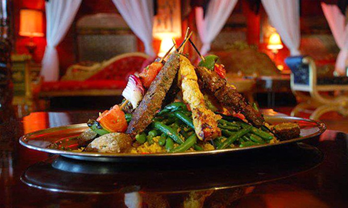 Off The Hookah - Southern Railway Taphouse: Mediterranean Food, Sushi, and Drinks at Off The Hookah (Up to 55% Off)