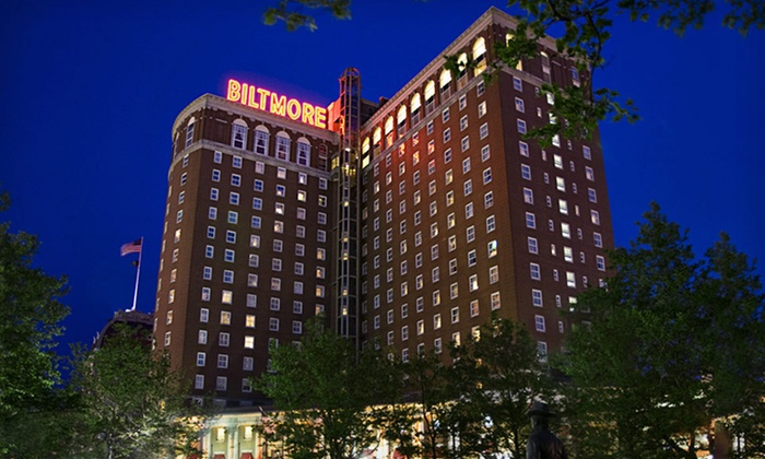null - Springfield, MA: Stay at The Providence Biltmore in Providence, RI
