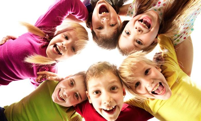 Kids Blvd - Warren: 3, 4, or 12 Classes  at Kids Blvd (Up to 59% Off)
