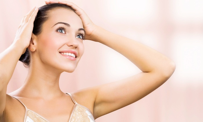 Simplicity Laser Hair Removal - West Bench: $99 for Laser Hair-Removal Treatments for a Small Area at Simplicity Laser Hair Removal (Up to $960 Value)