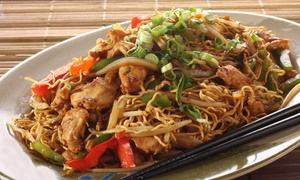 Zung Lok Chinese Restaurant : Chinese Set Menu with Chinese Tea from R199 for Two at Zung Lok Chinese Restaurant (Up to 55% Off)
