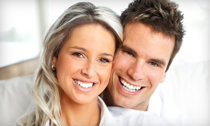 Smile Design Studios - Missouri City: Invisible Braces with Optional X-rays, Exam, and Cleaning at Smile Design Studios in Missouri City (51% Off)
