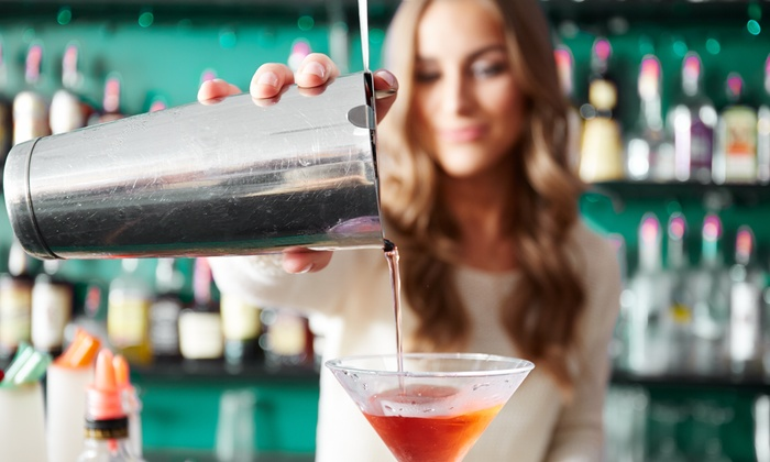 SOMA Bartending - Mission Bay: $39 for $89 Worth of Bartending Classes — Soma Bartending