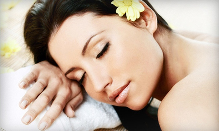 Rubyz Day Spa - Frisco: Swedish Massage and Deep-Cleansing Facial for One or Two at Rubyz Day Spa (Up to 53% Off)