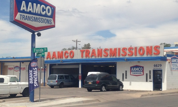 Aamco Transmission Albuquerque - Uptown: $25 for $49 Worth of Auto AC Repair — AAMCO Transmissions & Total Car Care