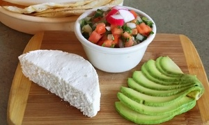 La Poblana Tamaleria: Mexican Cuisine at La Poblana Tamaleria (35% Off). Two Options Available.