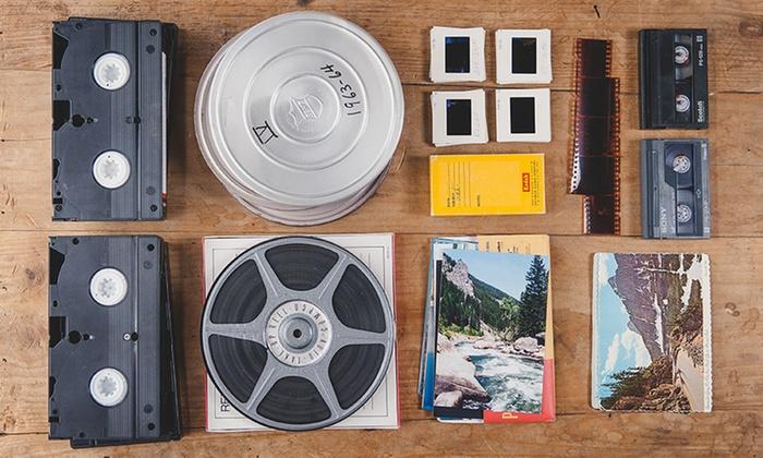 Legacybox Media Digitizing Kit Groupon Goods