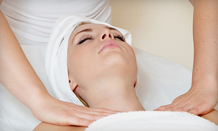 Rabina Blackshear Massage Therapy and Esthetics - Phoenix: One or Two Facials and East Indian Head Massages at Rabina Blackshear Massage Therapy and Esthetics (Up to 62% Off)