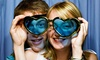 Complete Music INC. - Downtown Dallas: Three- or Five-Hour Photo-Booth Rental Package from Complete Dallas (Up to 58% Off)