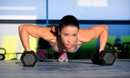 10 or 15 CrossFit Classes at CrossFit of Marlboro (Up to 82% Off)