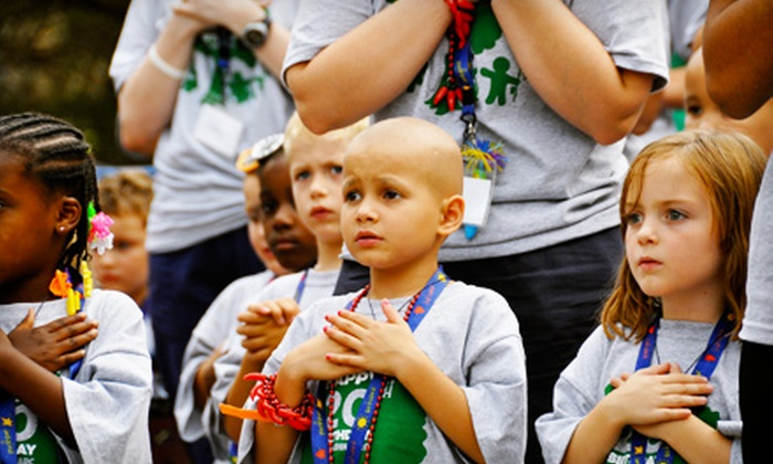 Camp John Marc - Dallas: If 40 People Donate $10, Then Camp John Marc Can Sponser One Weekend of Camp for a Family of Four with a Chronically Ill Child
