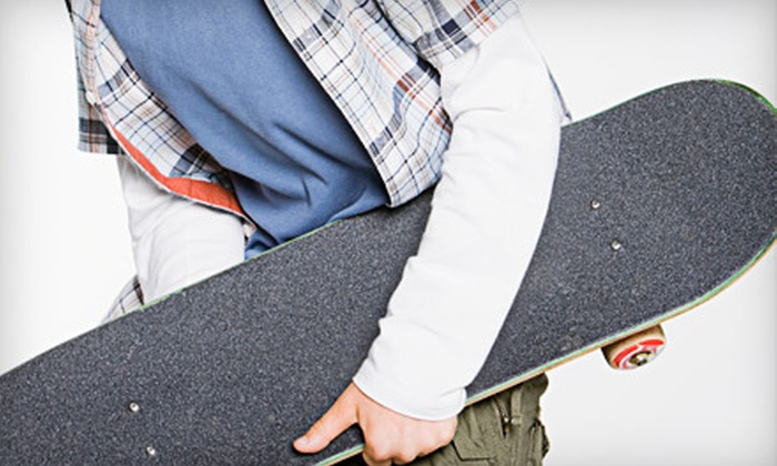MG Boards Skate Shop - Millington: Skateboards, Gear, and Apparel at MG Boards Skate Shop in Millington (Up to 53% Off). Two Options Available.