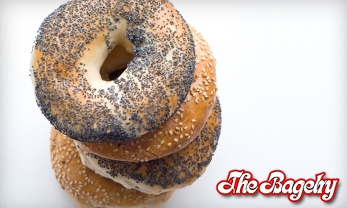 The Bagelry - Colesville: $10 for $20 Worth of Deli Fare at The Bagelry in Silver Spring