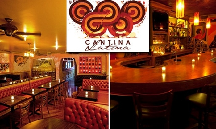 Cantina Latina - Gramercy Park: $30 for $60 Worth of Non-Traditional Latin Cuisine and Cocktails at Cantina Latina
