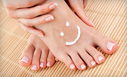 Mani-Pedi Package (a $80 value) - Joseph's Hair, Nail, and Tanning Salon in Strongsville