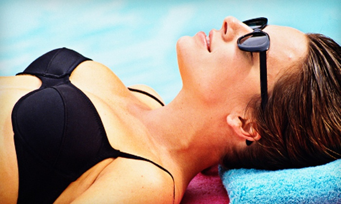 High Maintenance Day Spa & Salon - West Columbia: One or Three Spray Tans at High Maintenance Day Spa & Salon (Up to 56% Off)