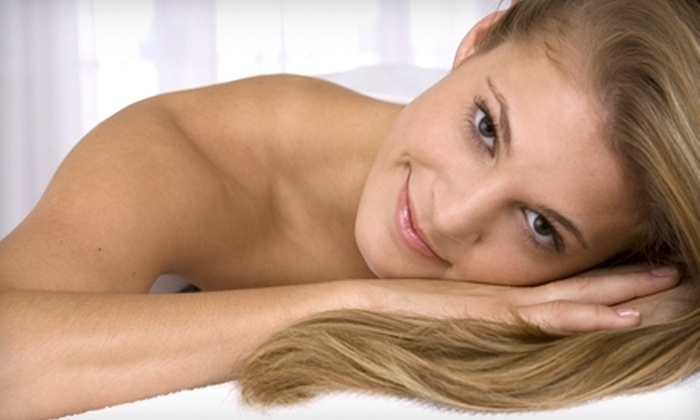 Planet Beach Contempo Spa - Multiple Locations: $84 for One Month of Spa Services at Planet Beach Contempo Spa ($169 Value)