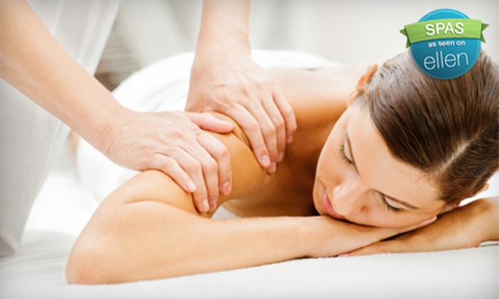 On The Right Path - Glens Falls: One-Hour Massage or a Therapeutic Reflexology Treatment at On The Right Path in Glens Falls