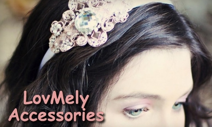 LovMely Accessories - Mission Viejo: $18 for $40 Worth of Accessories Plus Free Shipping from LovMely Accessories