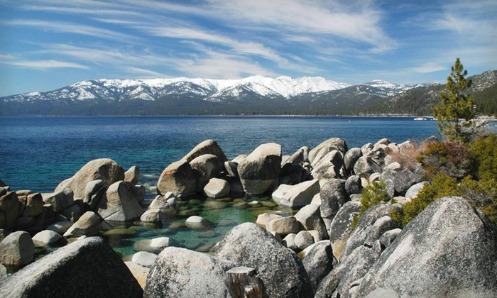Lake Tahoe Vacation Resort - South Lake Tahoe, CA: Two-Night Stay in a Studio or One-Bedroom Suite at Lake Tahoe Vacation Resort in South Lake Tahoe