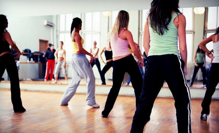 10-Class Punch Card for Zumba Classes (a $50 value) - Club Z Fitness in Lincoln