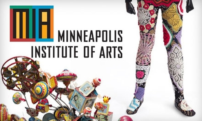Minneapolis Institute of Arts - Whittier: $4 for a Ticket to Until Now: Collecting the New at the Minneapolis Institute of Arts ($8 Value)