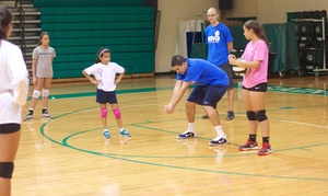 Miami Volleyball Academy: $110 for One Week of Volleyball Camp at Miami Volleyball Academy (45% Off)