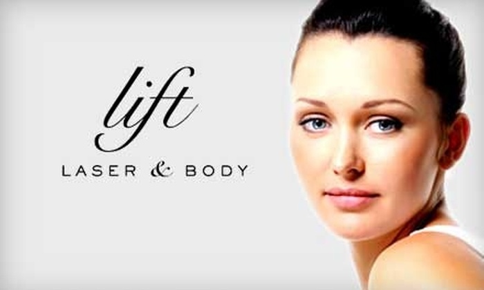 Lift Laser & Body - Schaumburg: $99 for One ProFractional Facial Laser Treatment at Lift Laser & Body in Schaumburg ($550 Value)