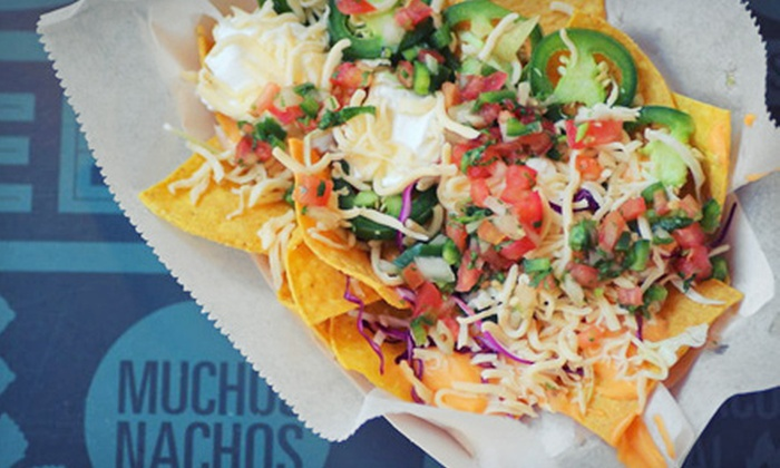 Tacos Nachos & Beer - Downtown: $10 for $20 Worth of Mexican Food at Tacos Nachos & Beer